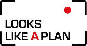 Logo_Looks like A plan_wit